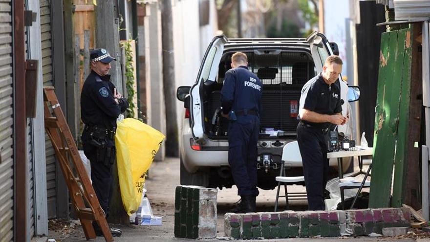 Los detenidos en Australia iban a ocultar la bomba en una picadora de carne