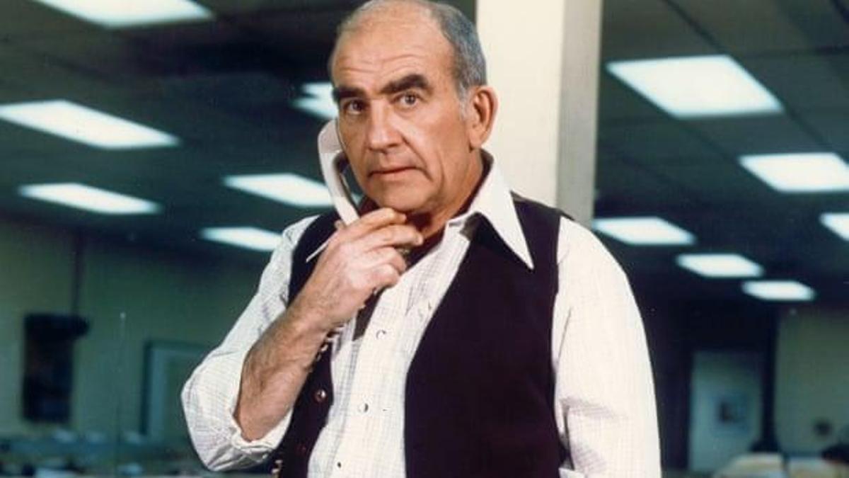 Muere Ed Asner, maestro de periodistas en la ficción y luchador por los  derechos sindicales de los actores