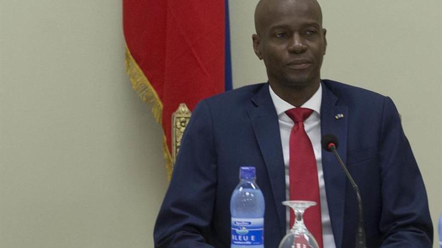 Policía Haití interroga a sospechosos de atacar caravana de presidente Moise