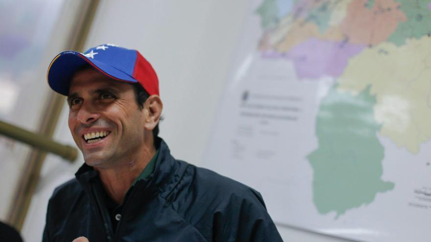 Capriles dice que, de gobernar, la industria pesada seguirá en manos del Estado