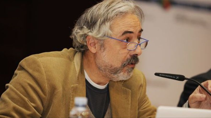 Javier de Lucas (1952, Murcia)
