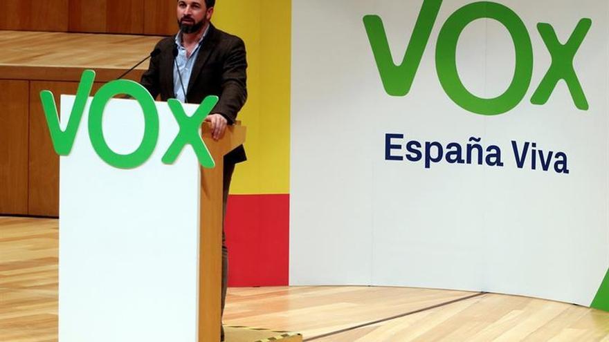 Vox alcanza 30.000 afiliados y completa su estructura en todas las provincias