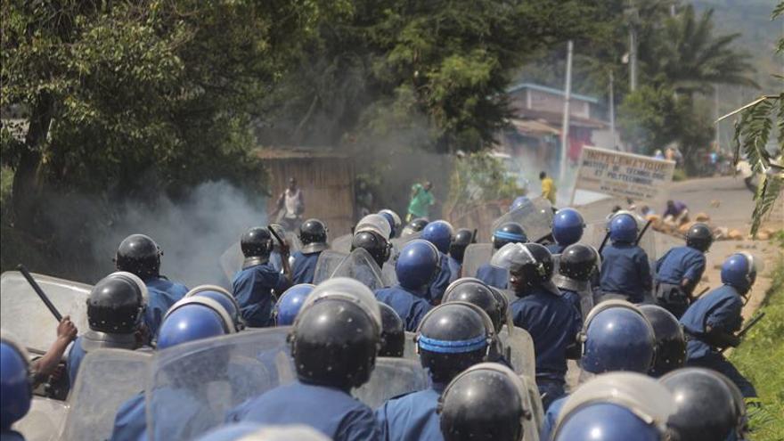 La presidencia de Burundi no descarta un retraso de las elecciones
