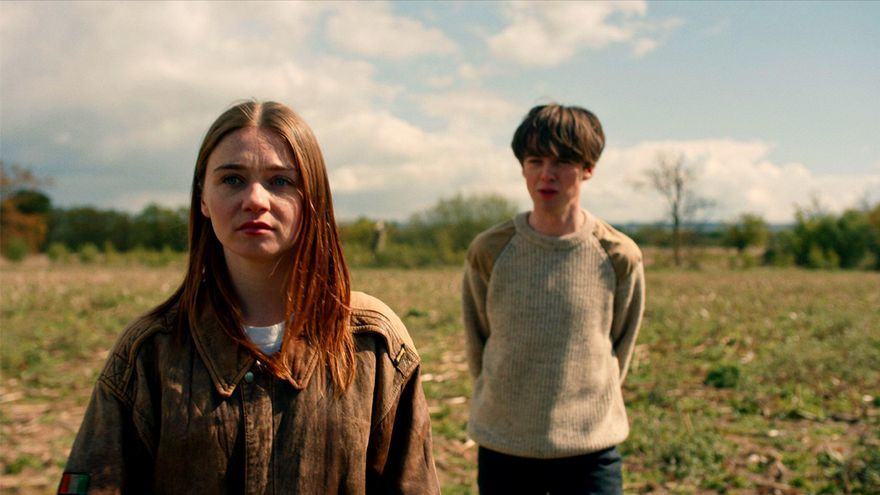 Netflix japón anuncia que The end of the f***ing world tendrá 2ª temporada