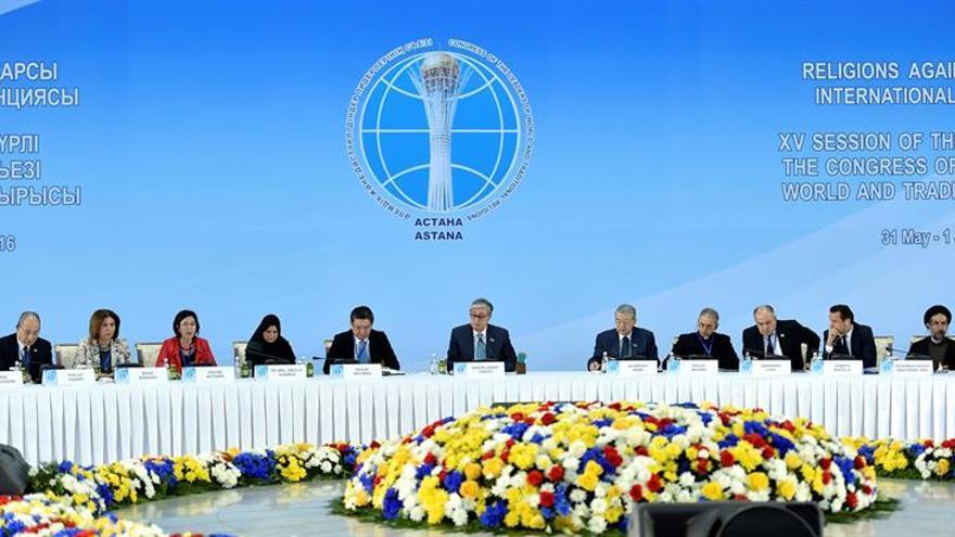 Kazajistán reúne a líderes religiosos y políticos contra el terrorismo