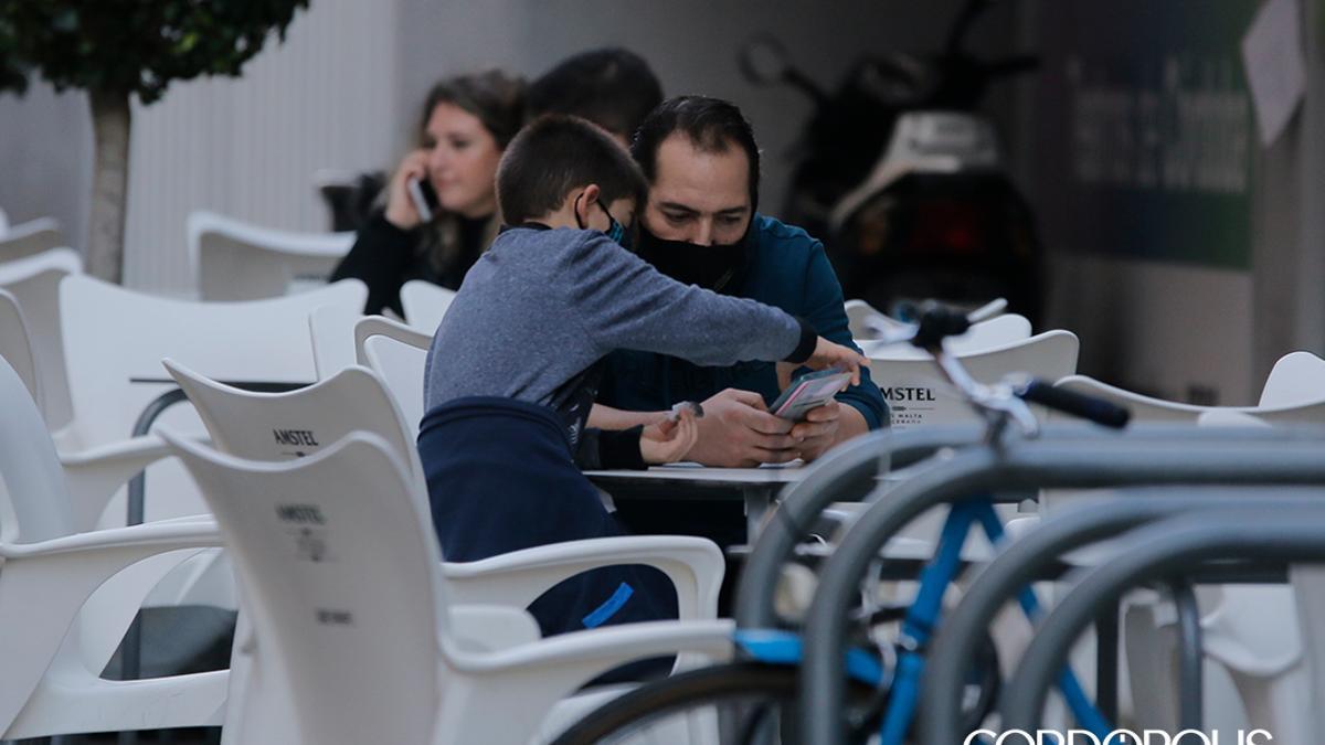 Veladores en Córdoba