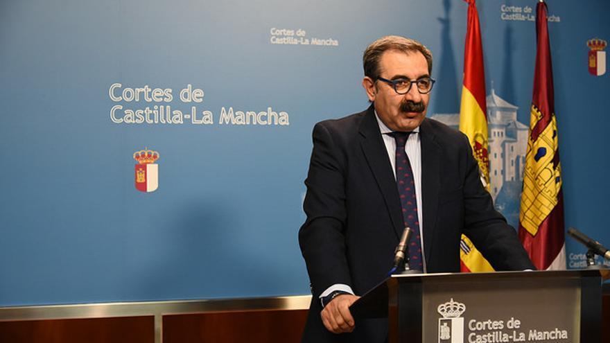 Jesús Fernández Sanz FOTO: JCCM