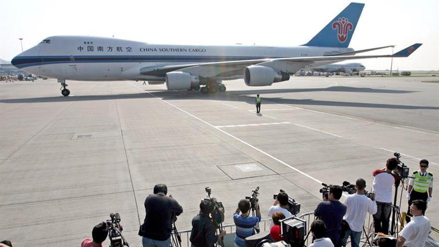 Diez años de prisión para un expresidente de aerolínea estatal China Southern