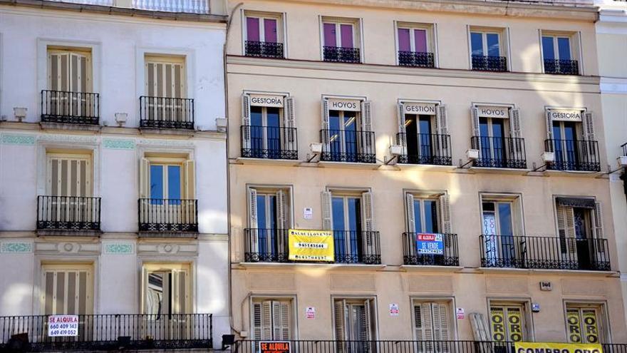 La hipoteca media subirá 3.700 euros al año si el euríbor vuelve a máximos