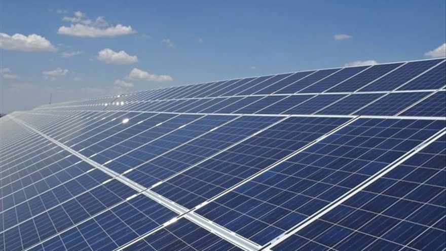 Castilla-La Mancha sigue su 'carrera'  fotovoltaica: solo en Recas (Toledo) se prevé instalar 600.000 placas solares