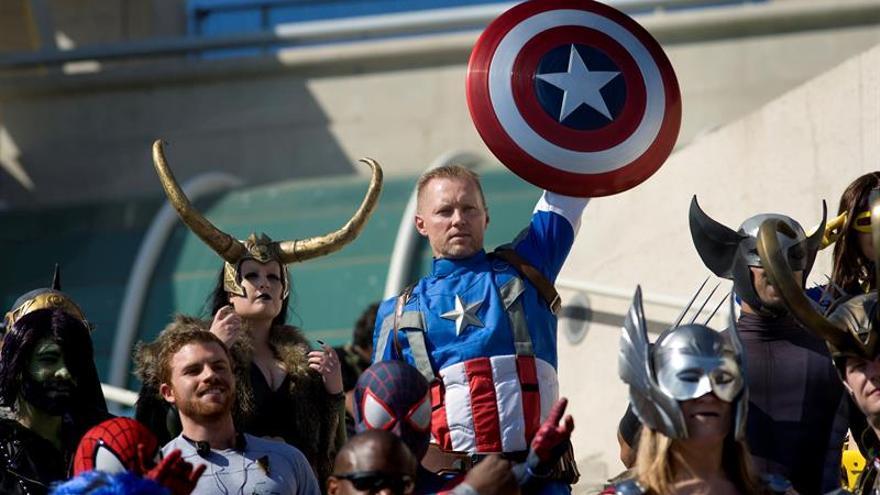 """Valencia estrena Comic Con bajo el amparo de """"Stranger Things"""", Marvel y DC"""