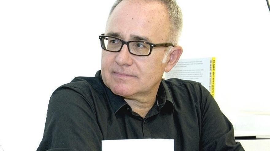Retrato del profesor Carmelo Vega