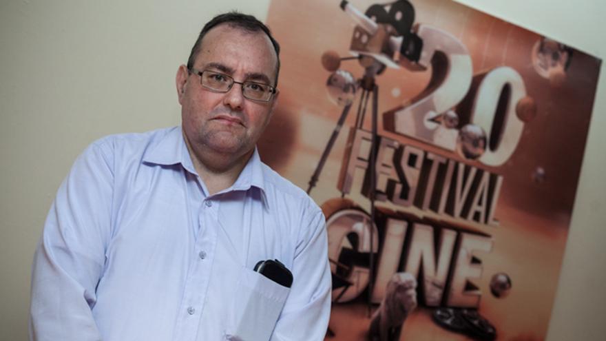 José Luis Anchelergues, director del Festival.