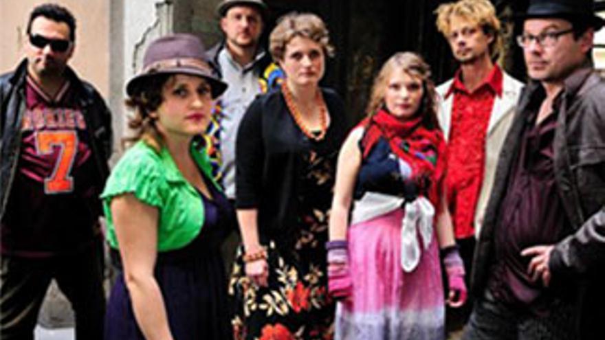 Warsaw Village Band, grupo polaco que inaugurará el Murcia Tres Culturas