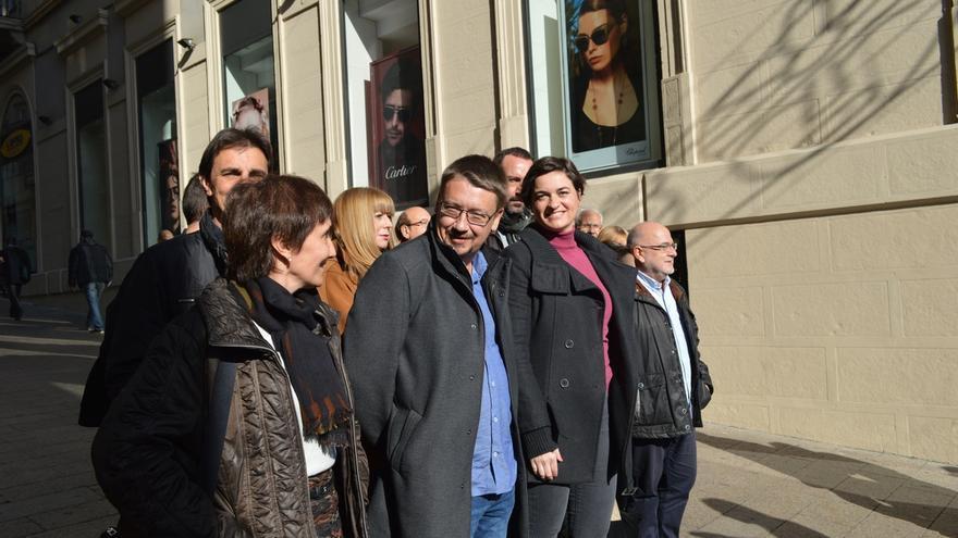 """Domènech (CatECP) dice que un pacto de Cs y el PSC """"sería una muy mala noticia"""""""