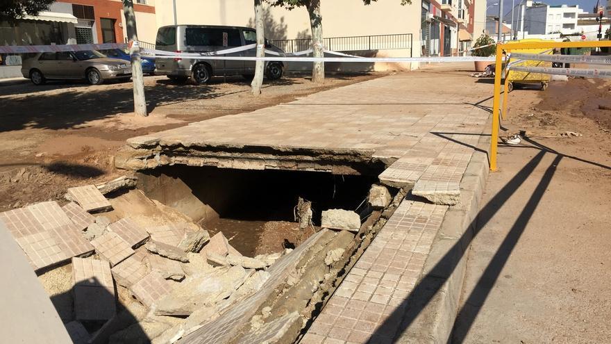 """El alcalde de Campillos solicita una reunión urgente con Pedro Sánchez ante la """"emergencia"""" tras las riadas"""