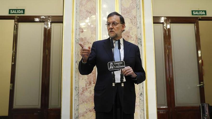 Rajoy afirma que España necesita estabilidad para seguir creando empleo