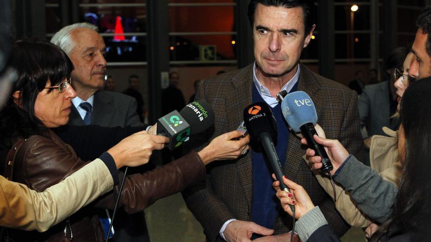 Soria recuerda que la UE aprueba el sistema de fracturación hidráulica