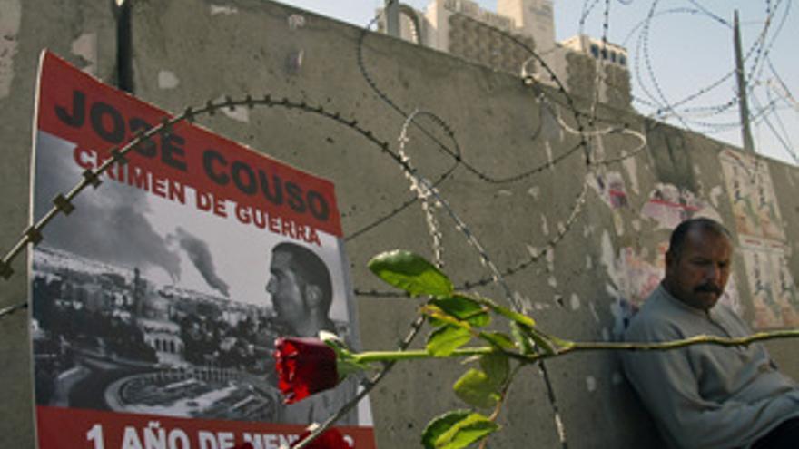 Homenaje a Jose Couso en su primer aniversario