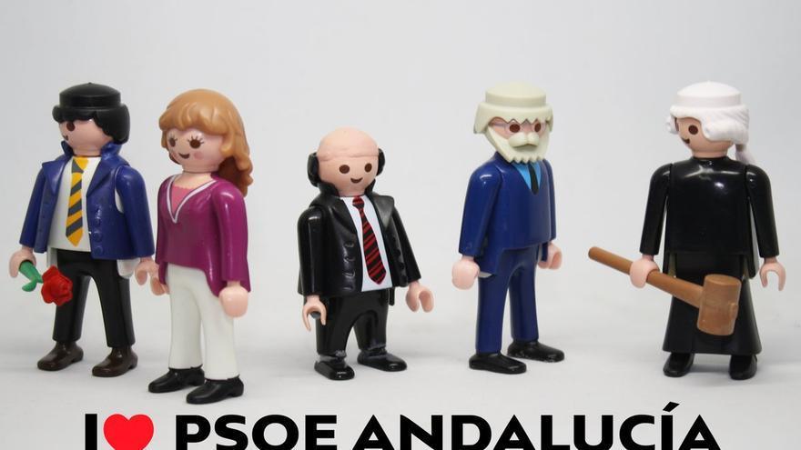 I love PSOE Andalucía