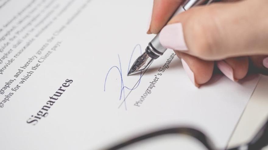 ¿Es siempre aconsejable firmar la carta de despido y el finiquito?