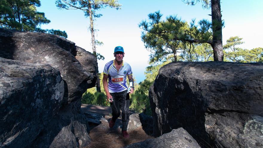 Las cumbres de Gran Canaria, escenario de esta cita internacional con la orientación.