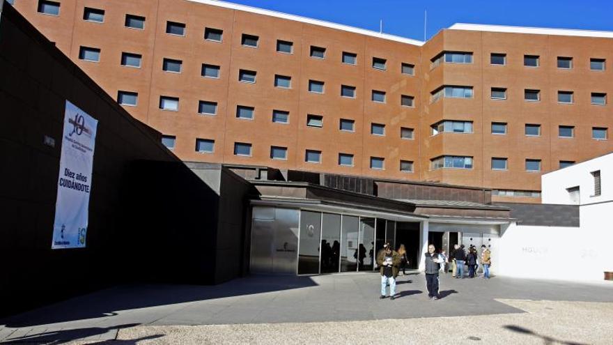 Ingresa un menor en el hospital de Ciudad Real con un disparo en la pierna