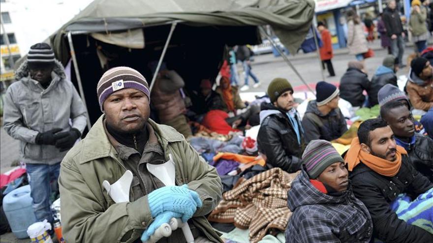 Alemania registró en julio una cifra récord de peticionarios de asilo
