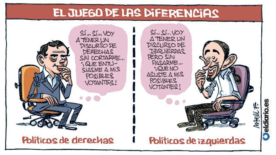 Las diferencias