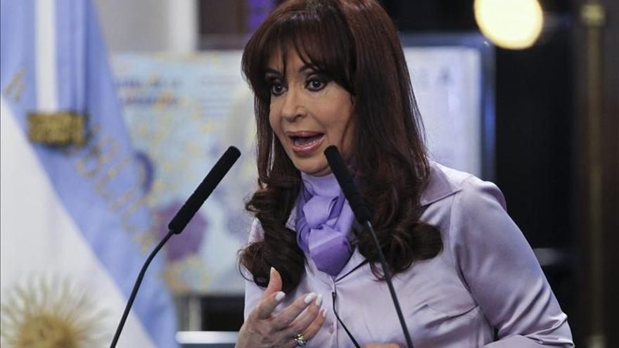 Cristina Fernández recibe el alta médica pero guardará reposo por diez días más