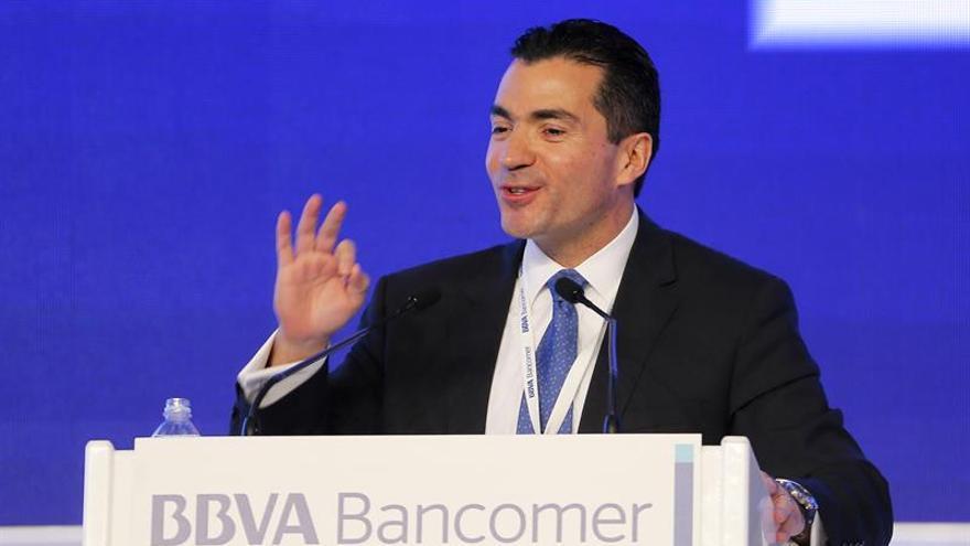 """BBVA confía que TLCAN será un """"ganar-ganar"""" pero prevé volatilidad en México"""