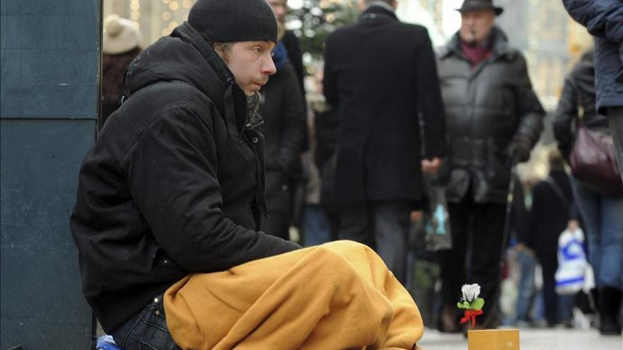 Trece millones de alemanes, uno de cada seis, viven al borde de la pobreza