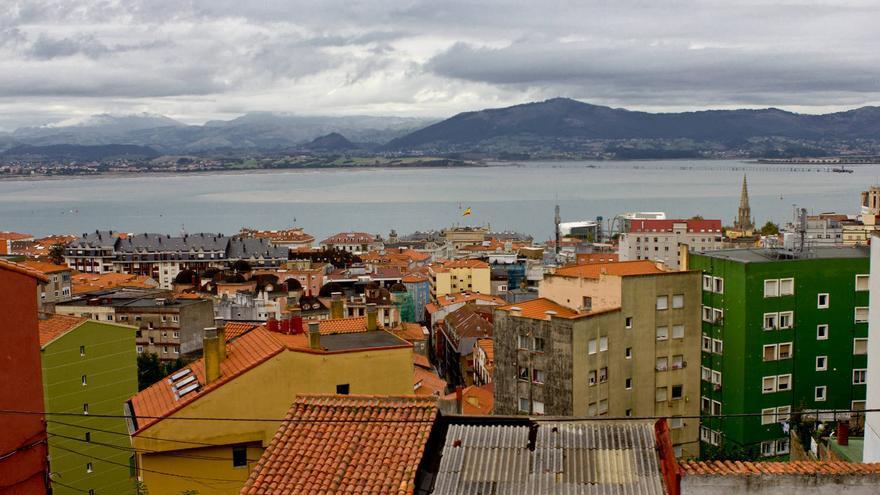 Mirador del Río de la Hila, en Santander.