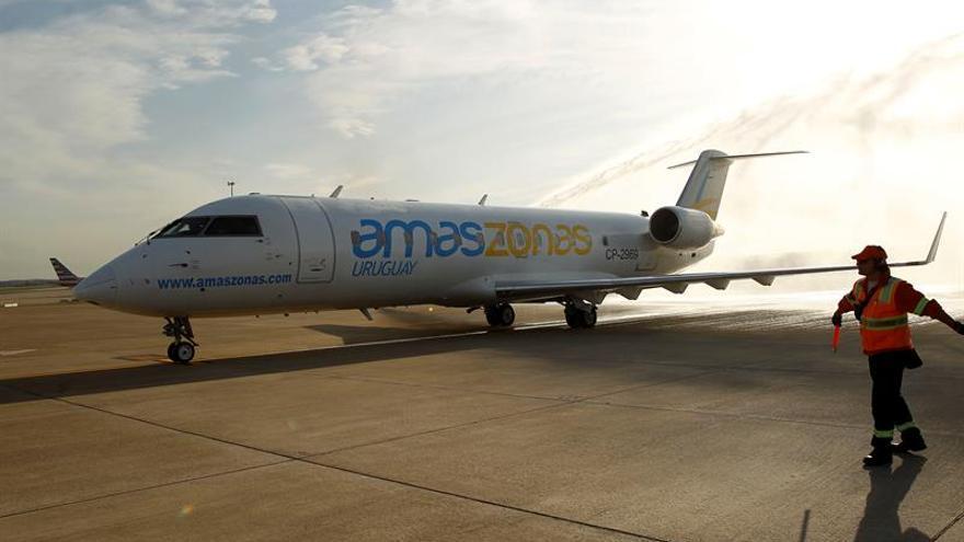 Brasil espera un aumento de turistas paraguayos con tres nuevos vuelos de Amaszonas