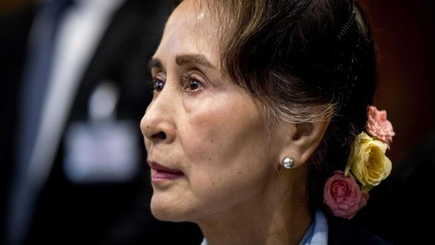 Suu Kyi defiende en la Corte Internacional de Justicia los actos del Ejército birmano contra los rohinyás