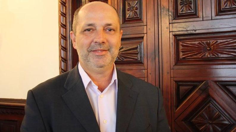 """Juan Ramón Felipe  (CC): """"Nos preocupa que el Cabildo haya dejado sin distribuir 1,3 millones de euros de la ayuda a pymes y autónomos"""""""