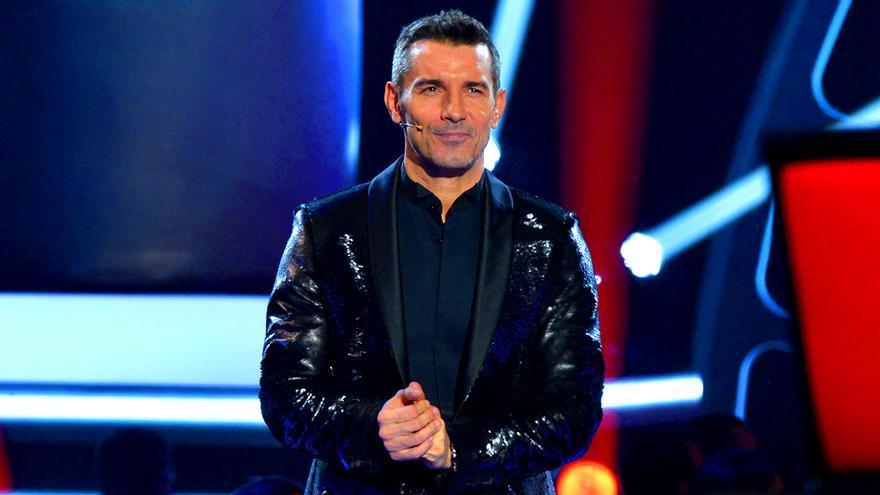 Jesús Vázquez, al frente del nuevo concurso musical con famosos en Telecinco