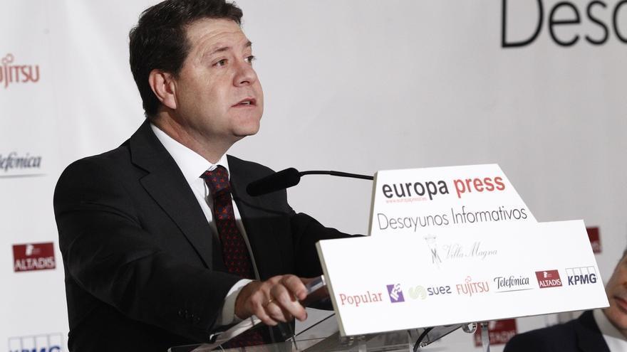 Page dice que si está en cuestión el orden constitucional en Cataluña, el PSOE estará con el Gobierno