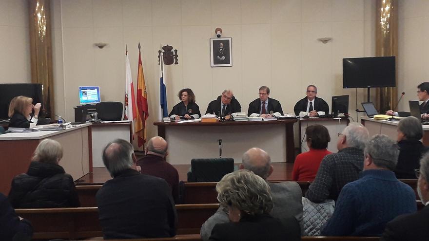 La Audiencia mantiene a Santullán como acusación en el juicio de La Loma y avala la instrucción