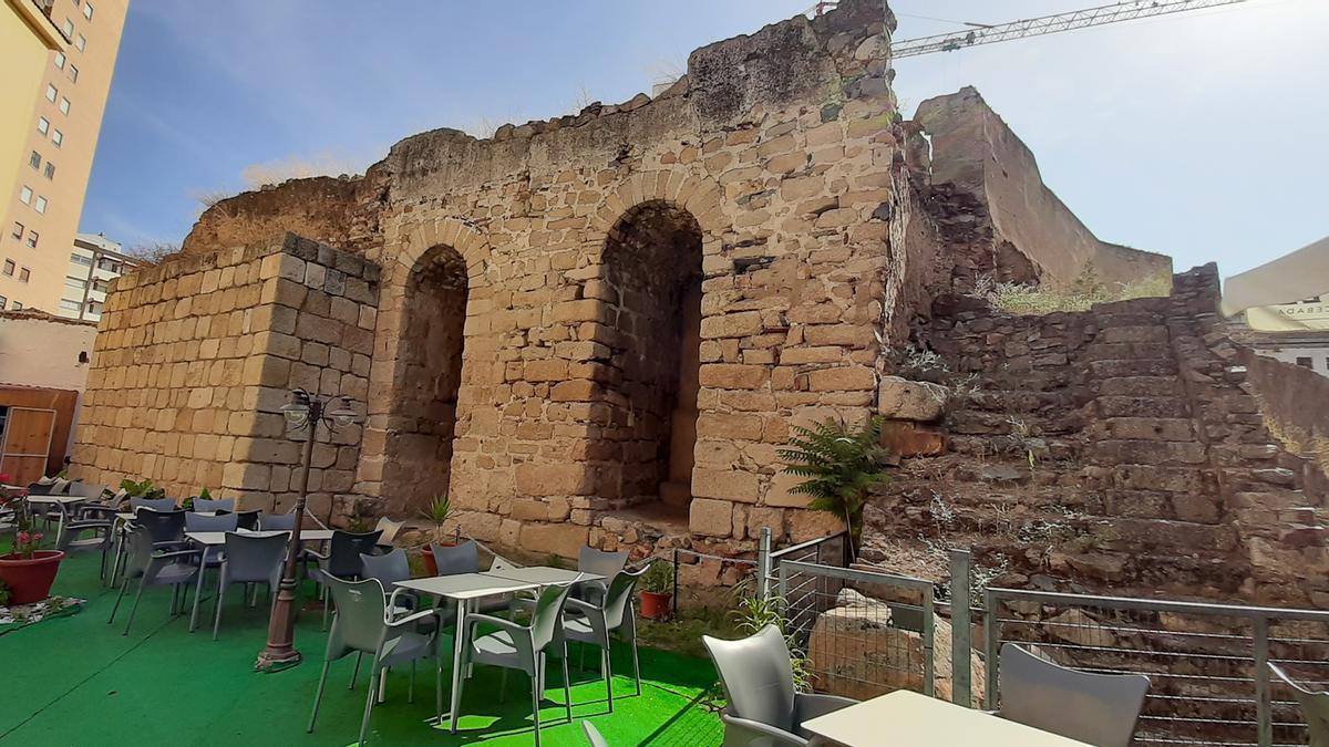 Mérida recibirá una ayuda para el acceso posterior al Teatro María Luisa