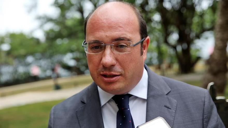 El presidente de Murcia dice que el informe de la UCO no prueba ilegalidad alguna