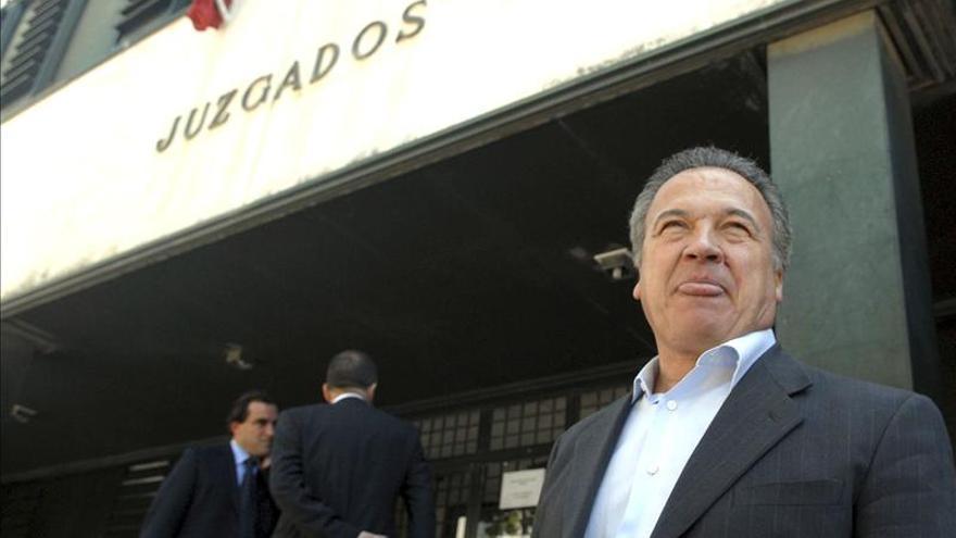 Pedro Pacheco inicia los trámites para pedir su indulto