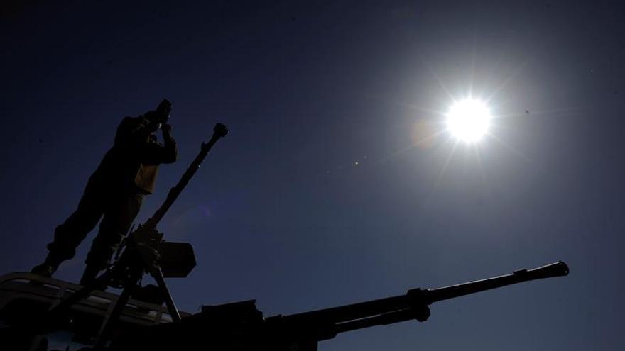 Dos serbios secuestrados en Libia por EI, muertos en un bombardeo de EEUU