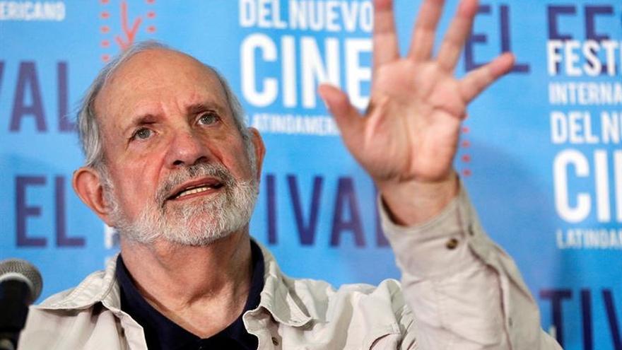 Brian De Palma acerca su estilo cinematográfico al festival de La Habana