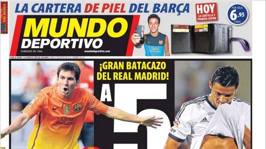 De las portadas del día (27/08/2012) #14