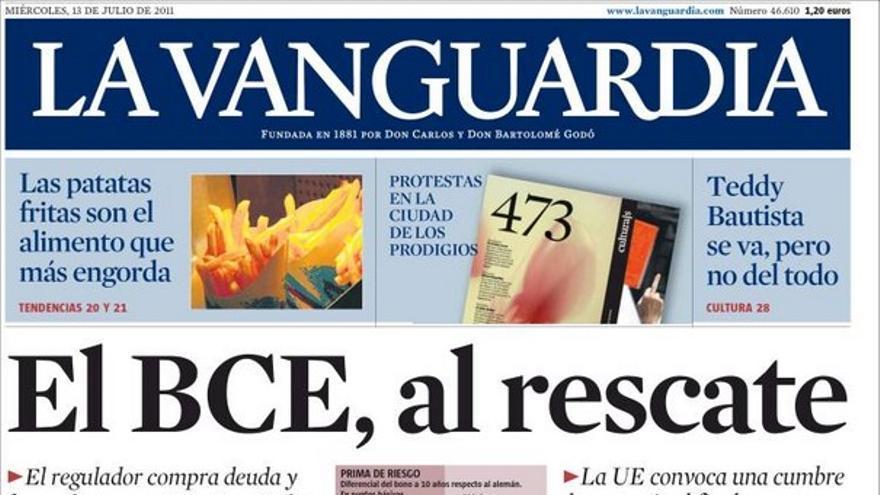 De las portadas del día (13/07/2011) #11