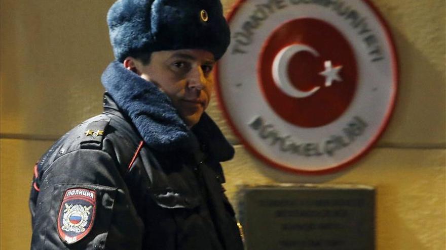 """Rusia advierte de que las relaciones con Turquía han sufrido un """"daño difícil de reparar"""""""