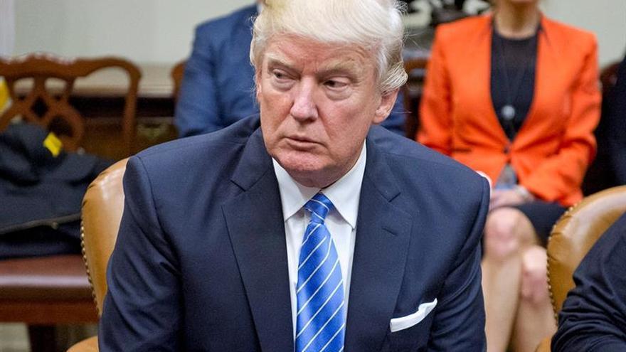 Trump, un presidente obsesionado con su imagen