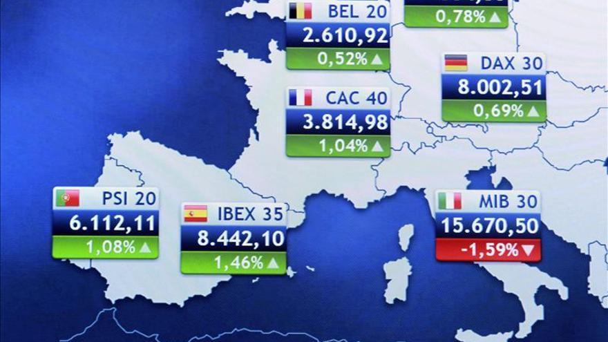 La Bolsa de Milán sube un 0,29 por ciento en la apertura