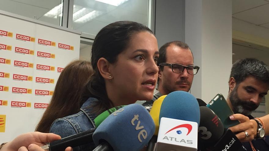 Arrimadas (C's) cree que proponer a Soria para el Banco Mundial afecta a la marca España